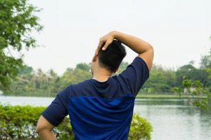 neck stretch