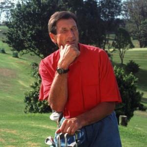 Golf Player wondering