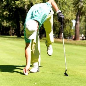 Golf Ball Mark