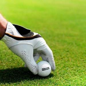 Golf Balls Marked