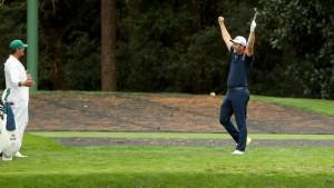 Jon Rahm Hole in One 2020 Masters