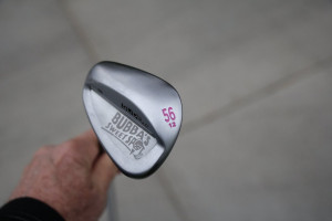 Ping Glide 2 Bubba's sweet spot 56 deg wedge